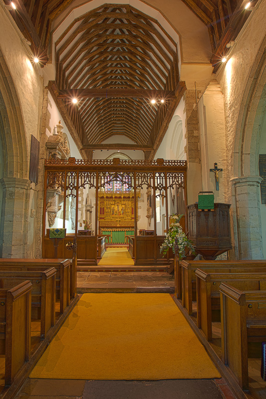 All Saints Church Hollingbourne Kent