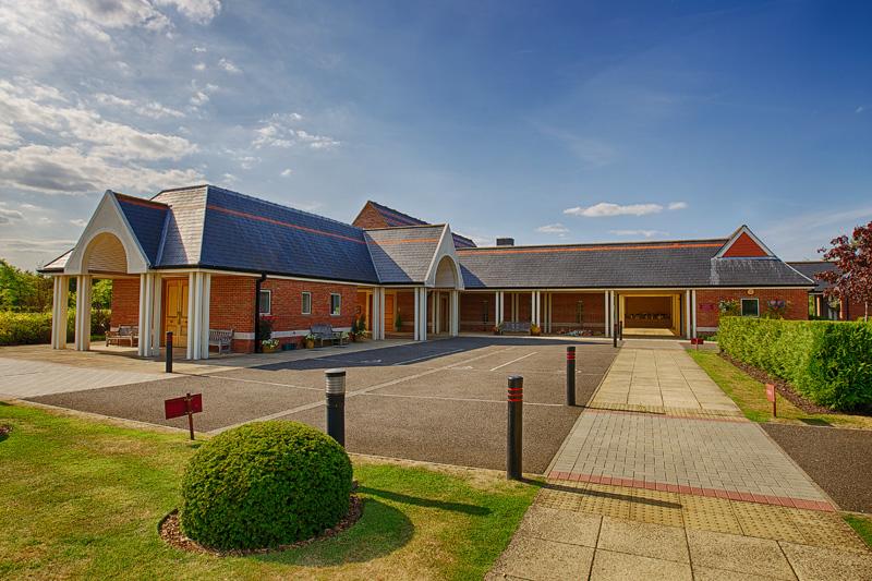 Bobbing Crematorium Sittingbourne The Garden of England